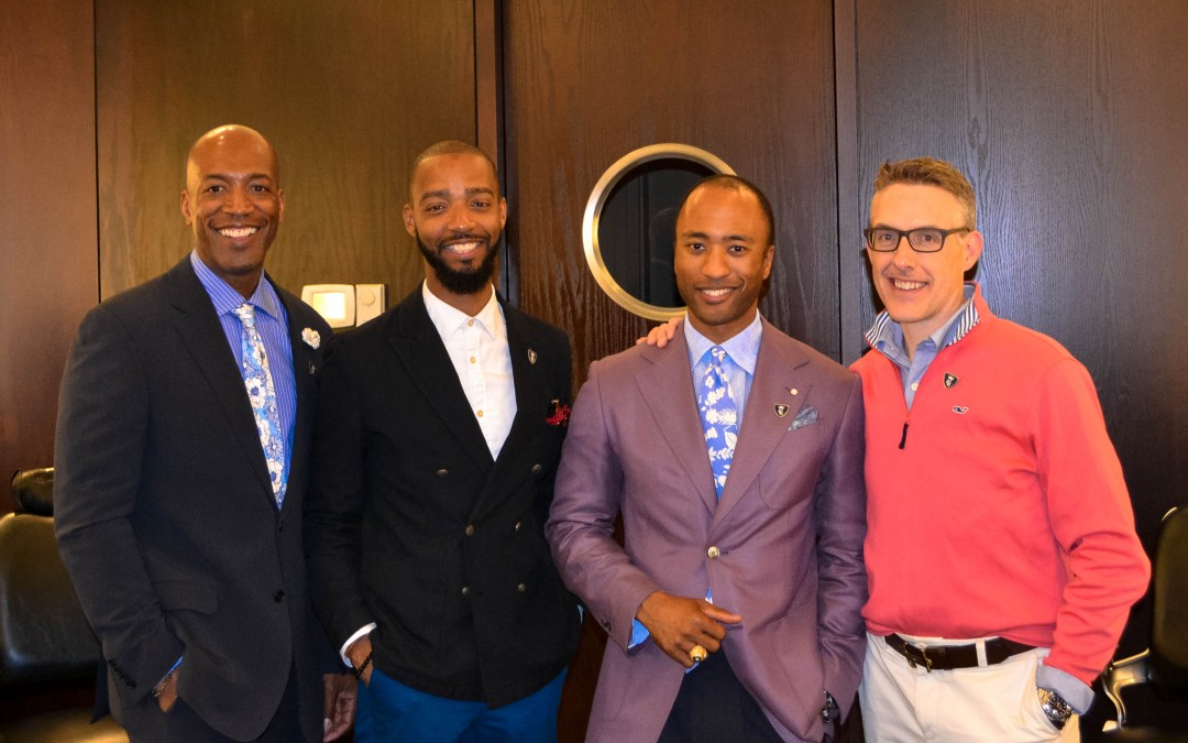 Grooming Lounge Hosts Tysons Men of Style Event