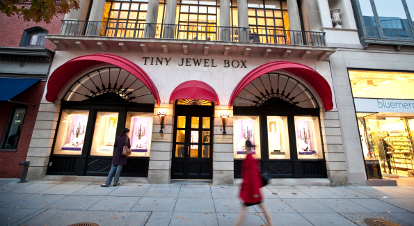 Tiny Jewel Box, Not So Tiny Come Fall 2015